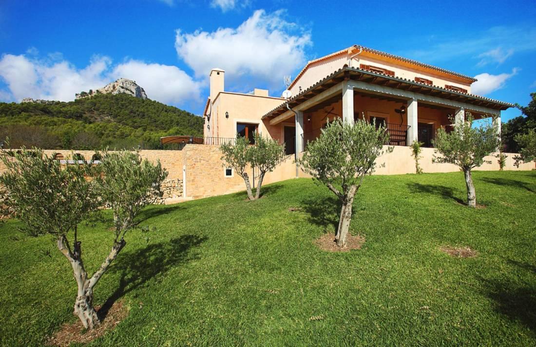 01-159 Ländliches Ferienhaus Mallorca Osten Bild 37