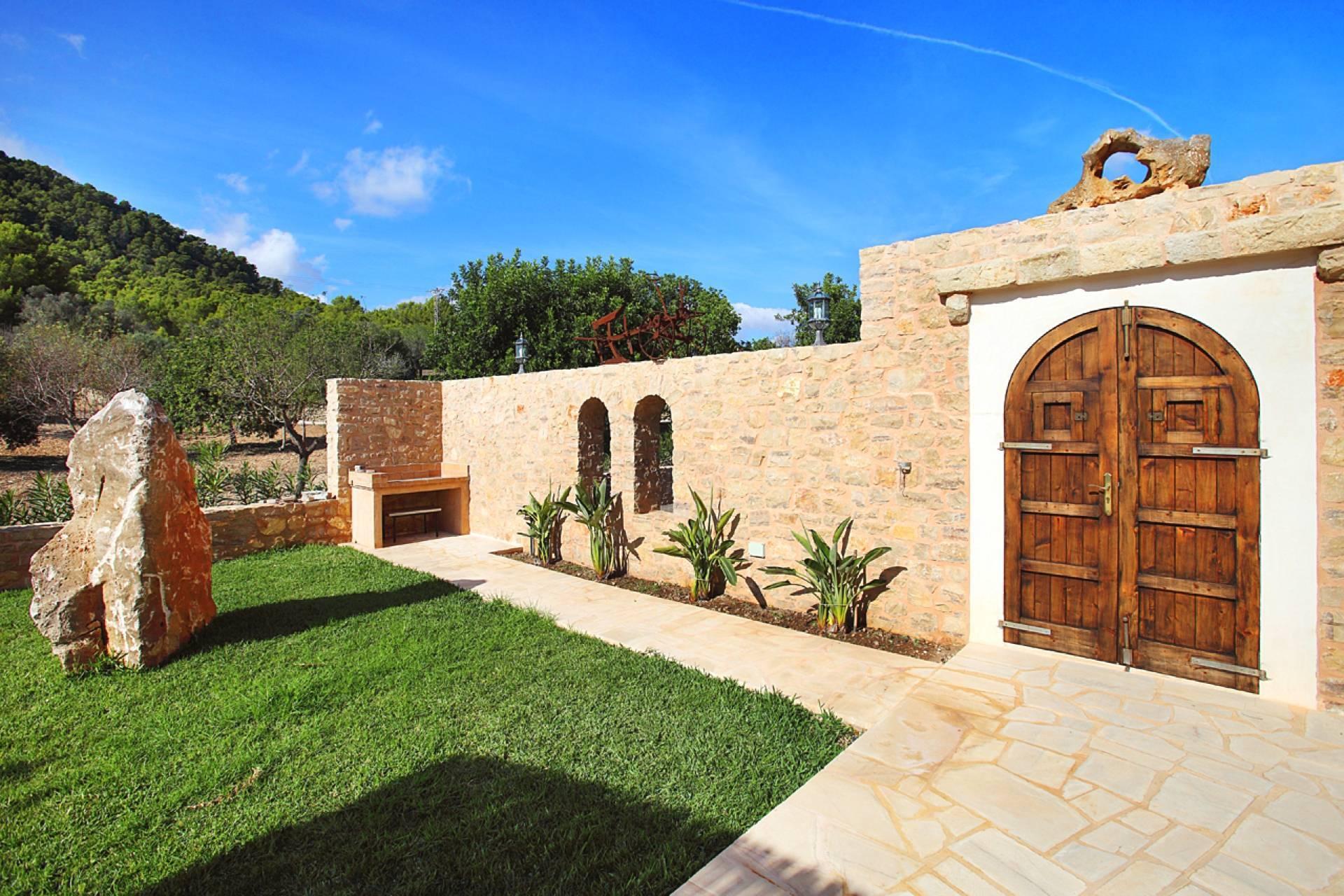 01-159 Ländliches Ferienhaus Mallorca Osten Bild 39