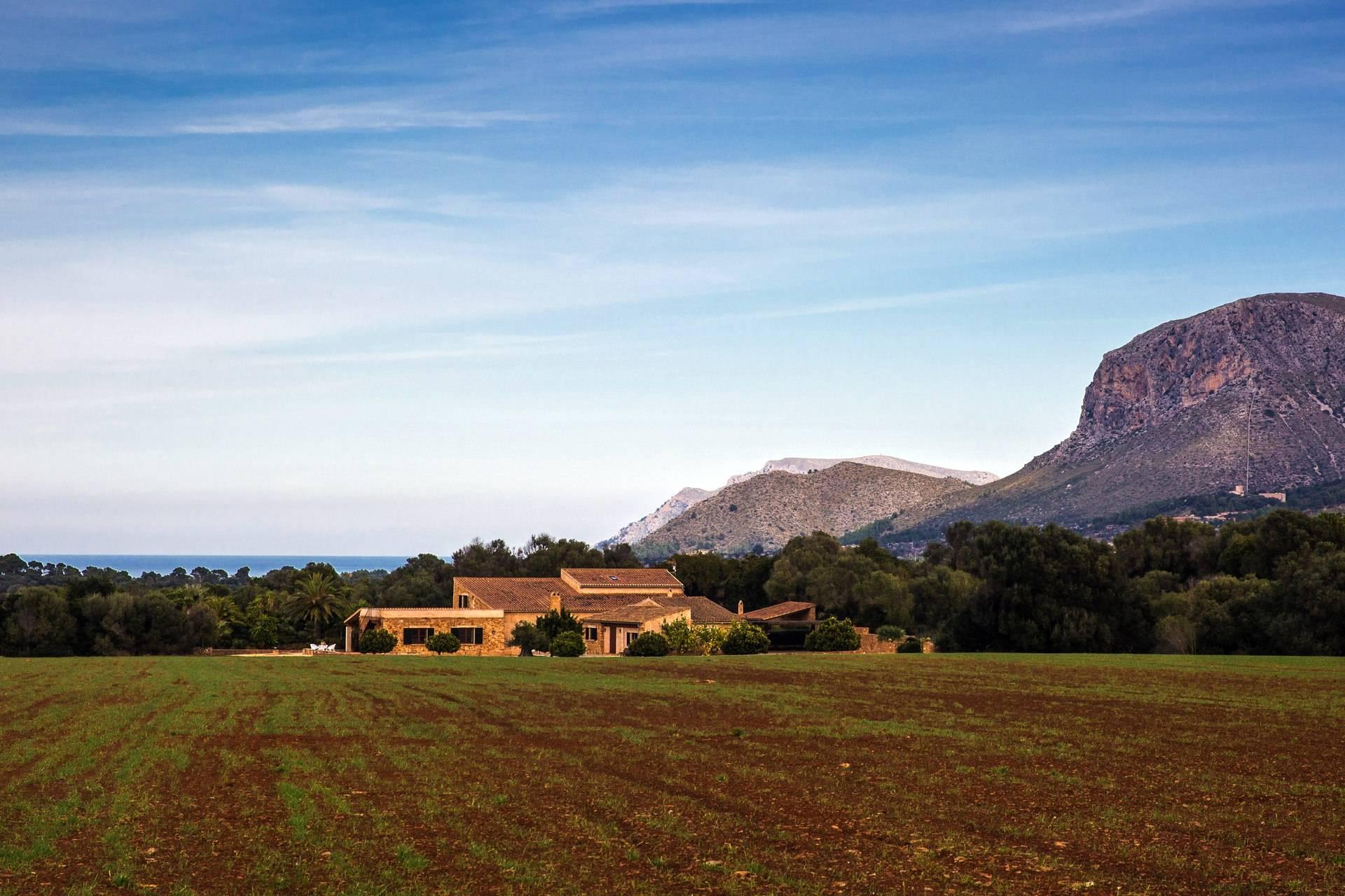 01-103 fantastic Finca Mallorca northeast Bild 42