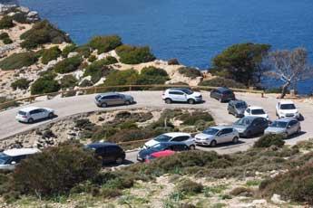 Cap de Formentor erstmals für PKW gesperrt