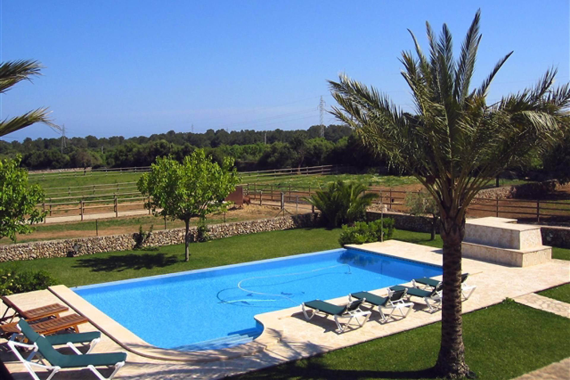 01-66 Rustikale Finca Mallorca Osten Bild 2