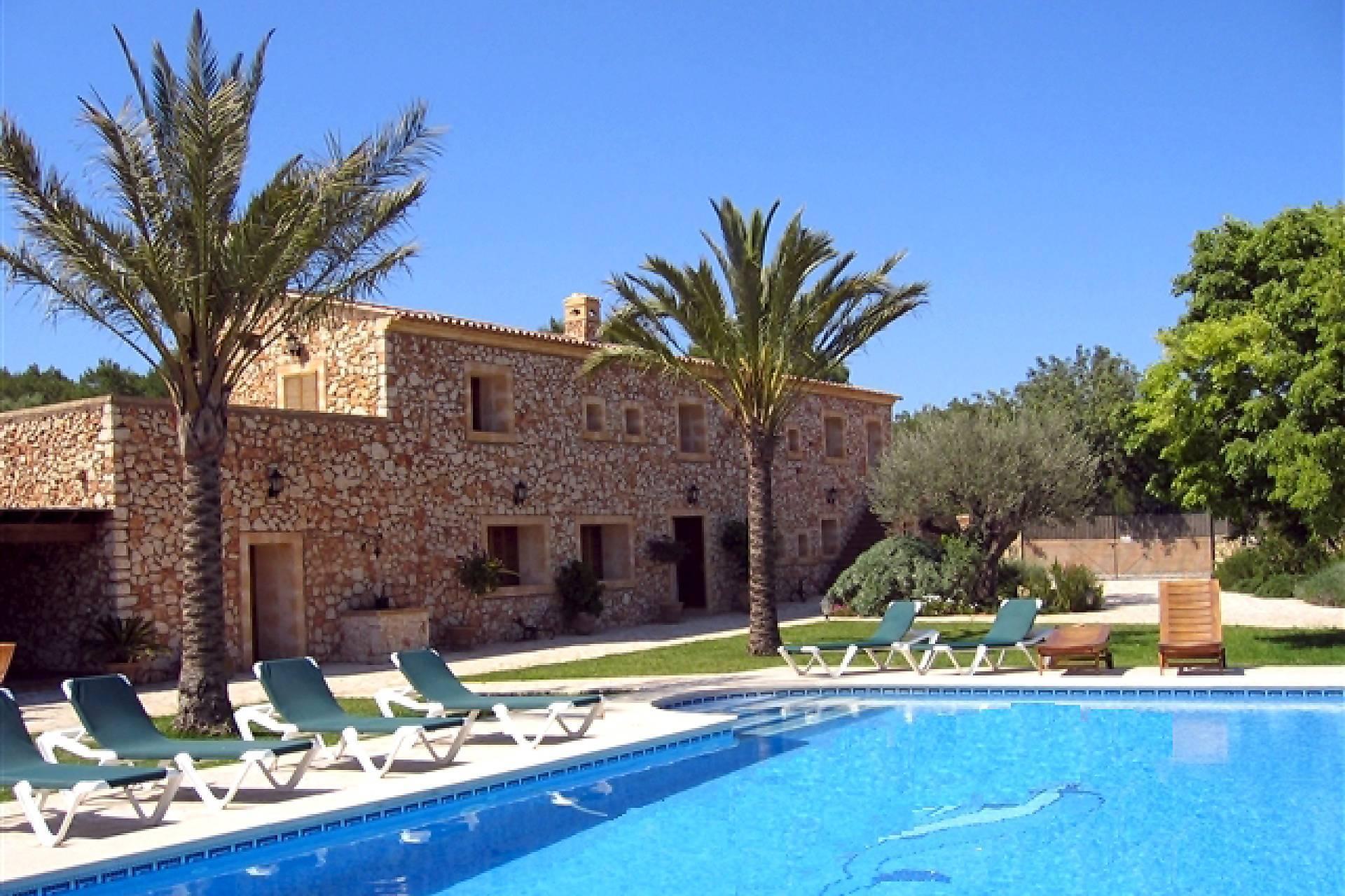 01-66 Rustikale Finca Mallorca Osten Bild 5