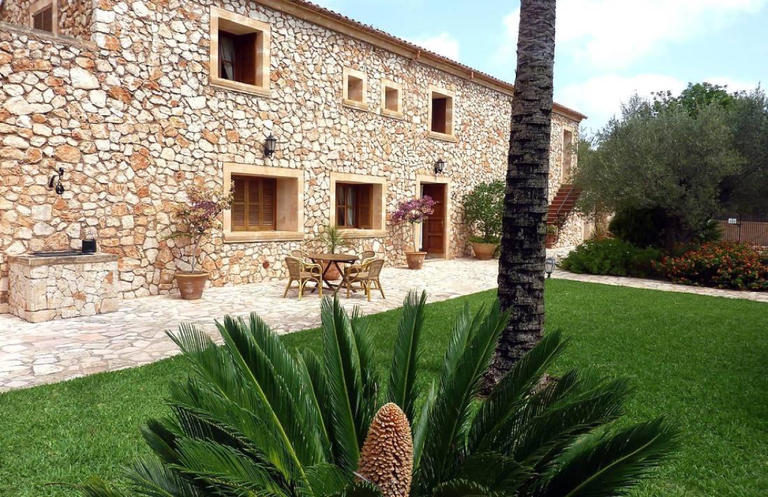 01-66 Rustikale Finca Mallorca Osten Bild 8