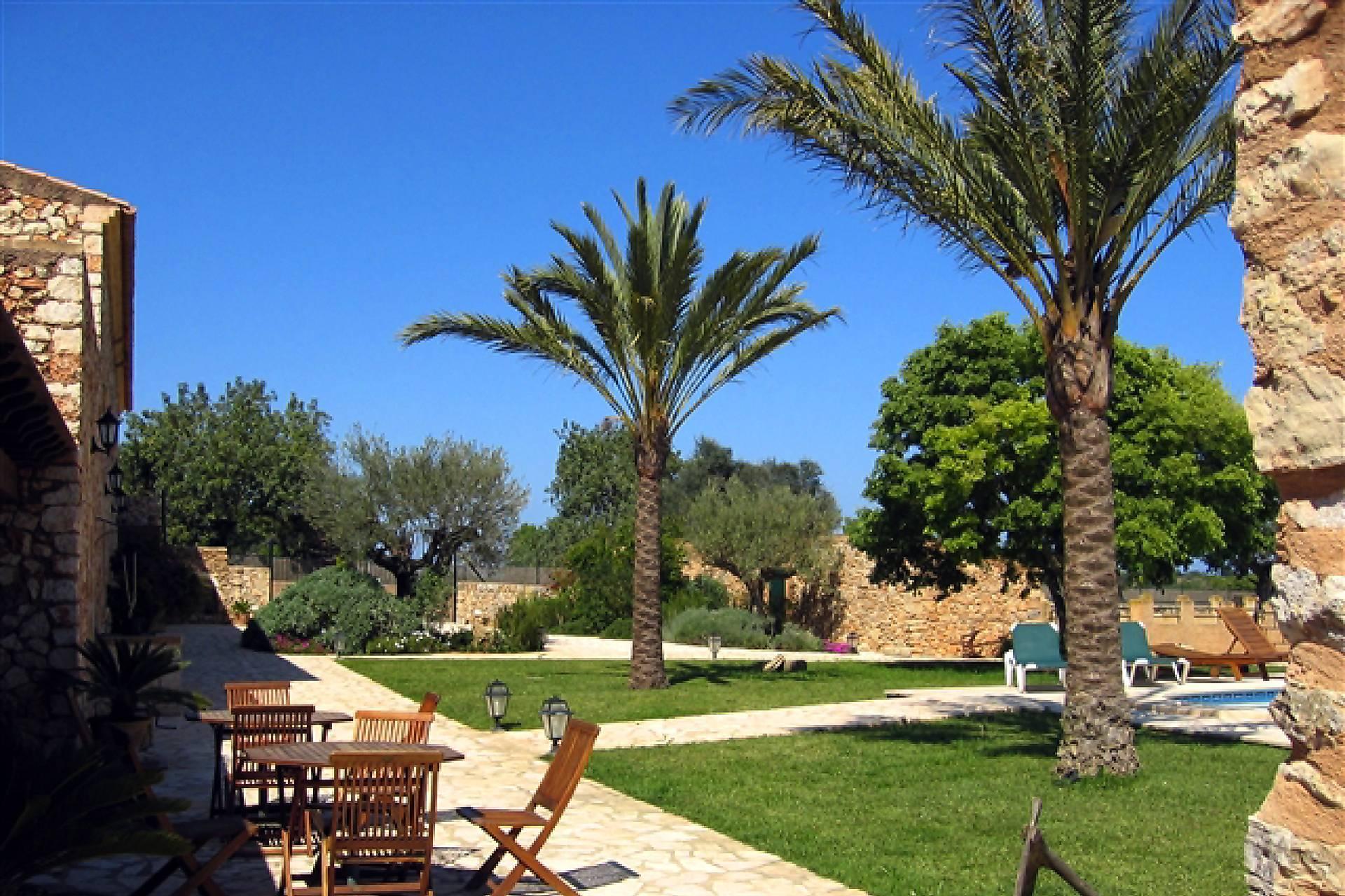 01-66 Rustikale Finca Mallorca Osten Bild 12