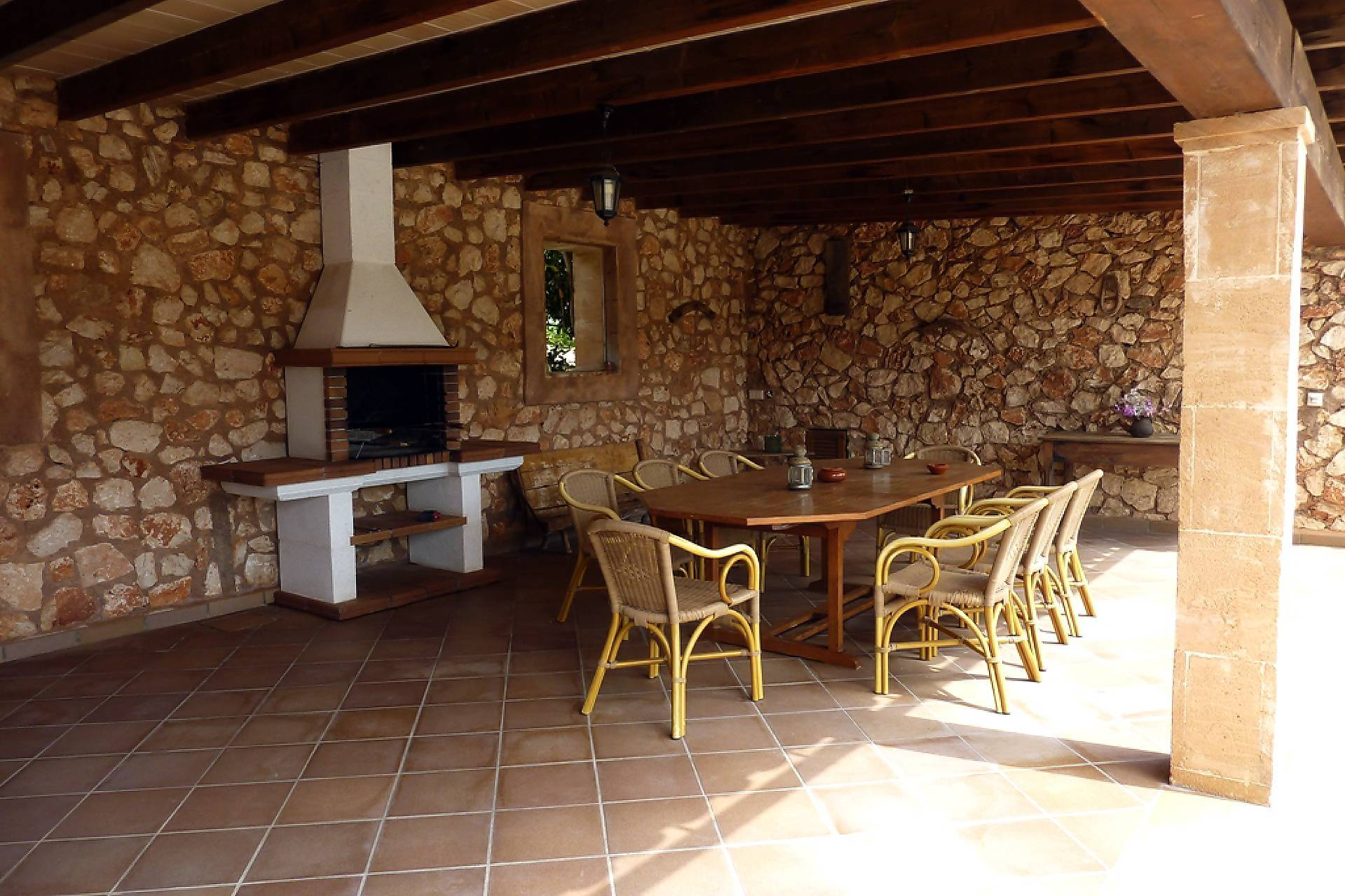 01-66 Rustikale Finca Mallorca Osten Bild 13