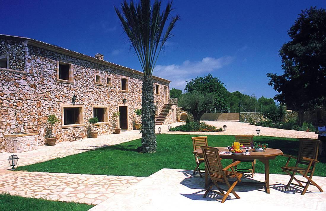 01-66 Rustikale Finca Mallorca Osten Bild 1