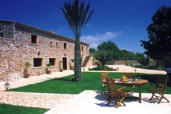 01-66 Rustikale Finca Mallorca Osten