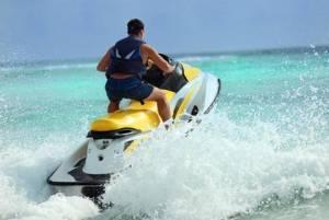 Jetski-Wassersport auf Mallorca