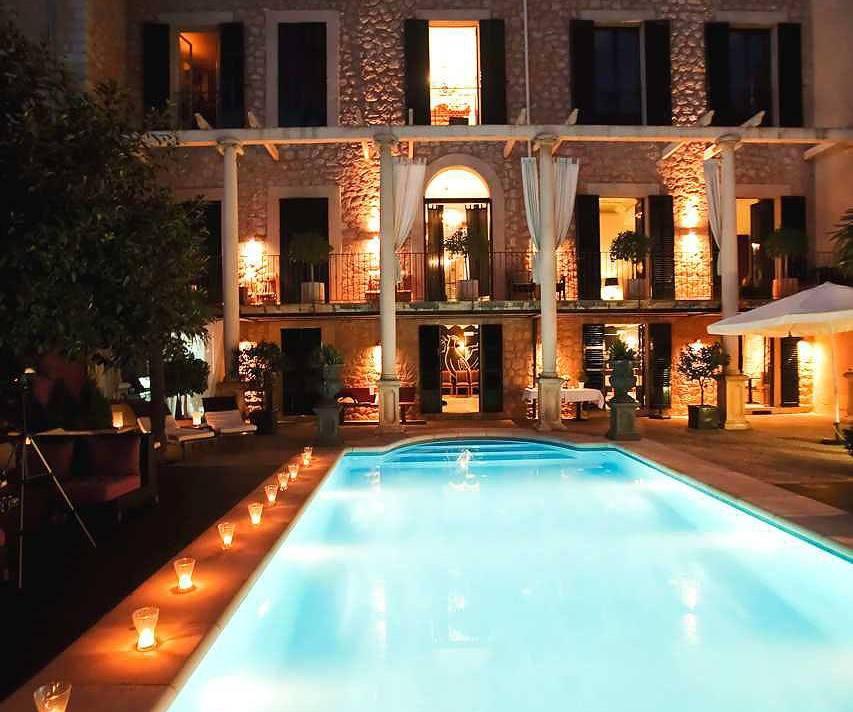 01-72 Luxus Villa Mallorca Westen Bild 2