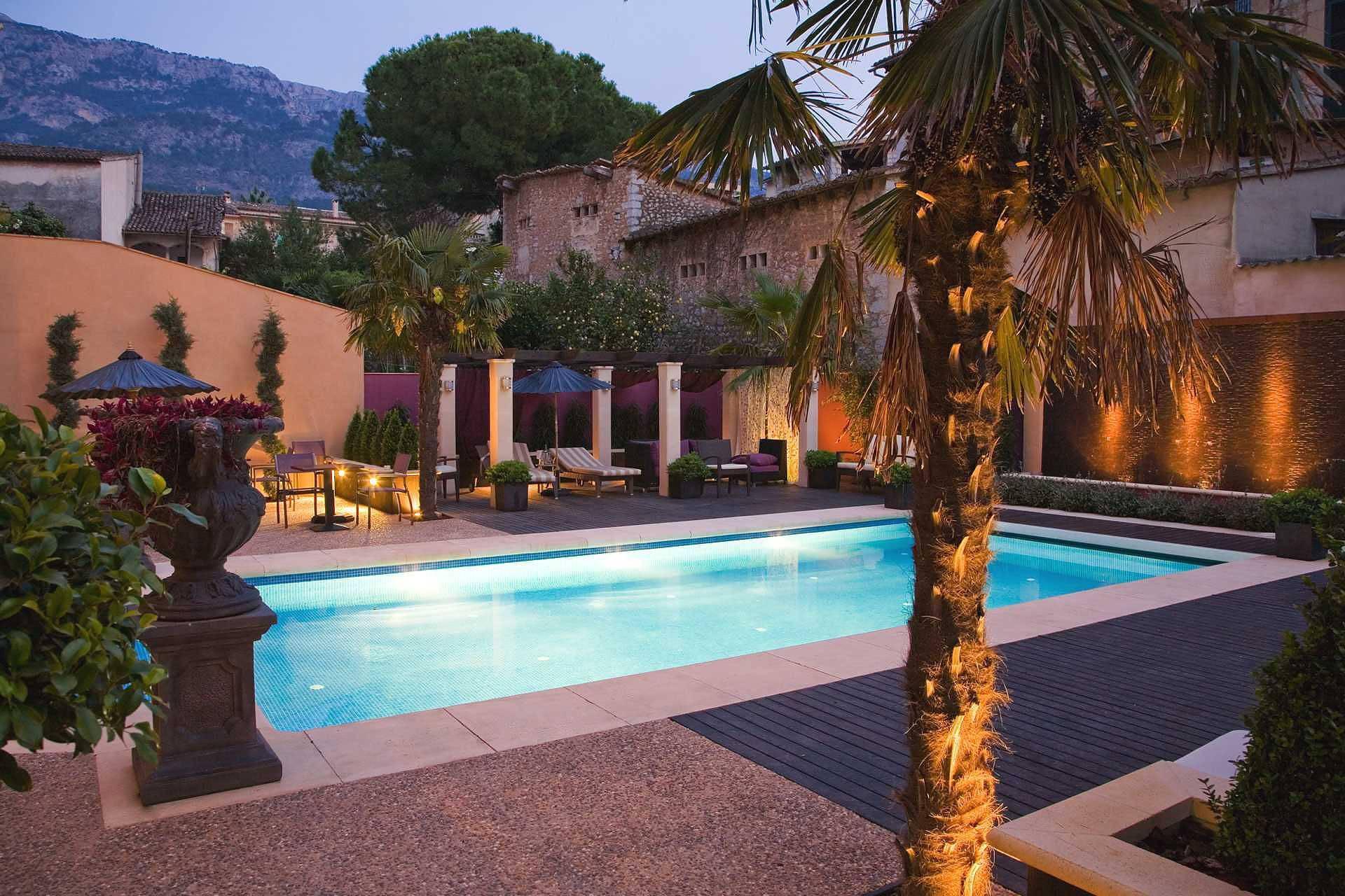 01-72 Luxus Villa Mallorca Westen Bild 3