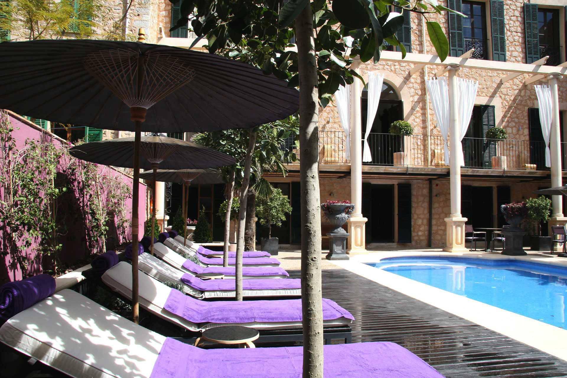 01-72 Luxus Villa Mallorca Westen Bild 5