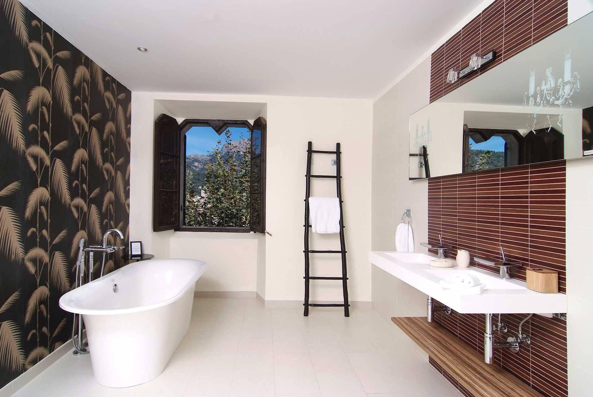 01-72 Luxus Villa Mallorca Westen Bild 15