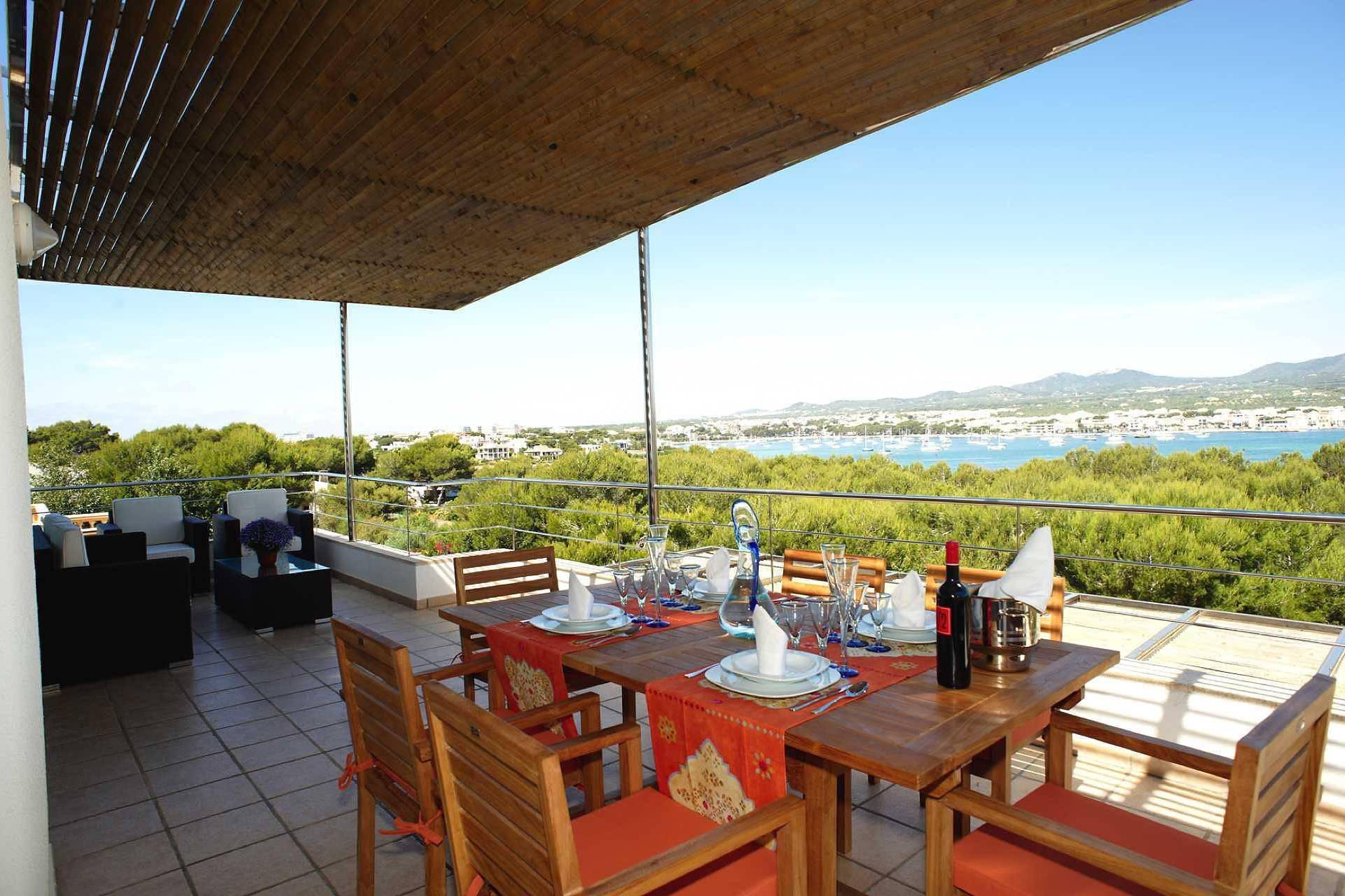 01-68 Moderne Ferienwohnung Mallorca Osten Bild 4