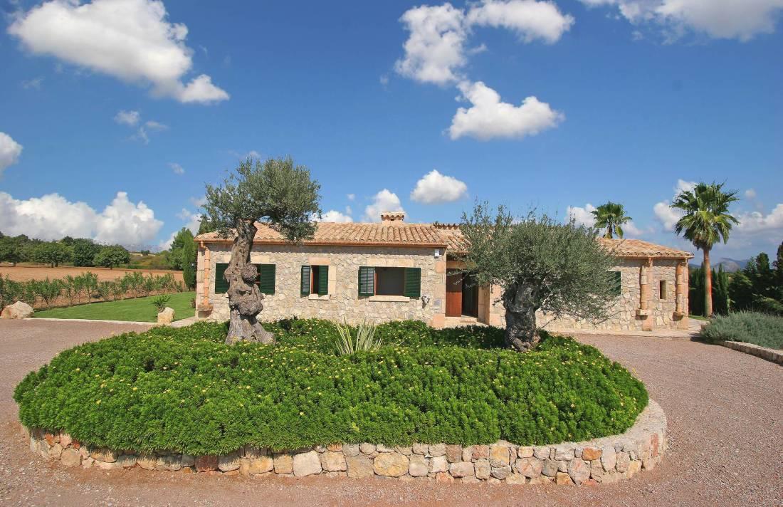 01-55 Familienfreundliche Finca Mallorca Norden Bild 7
