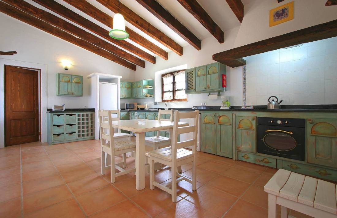 01-55 Familienfreundliche Finca Mallorca Norden Bild 13