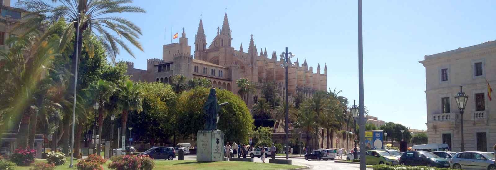 Palma-touristen
