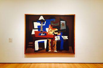 Picasso und Miró