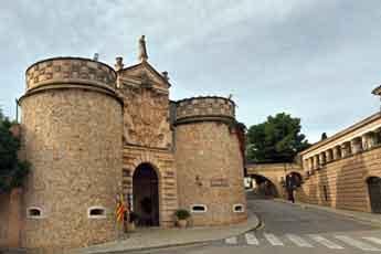 Pueblo Español in Palma