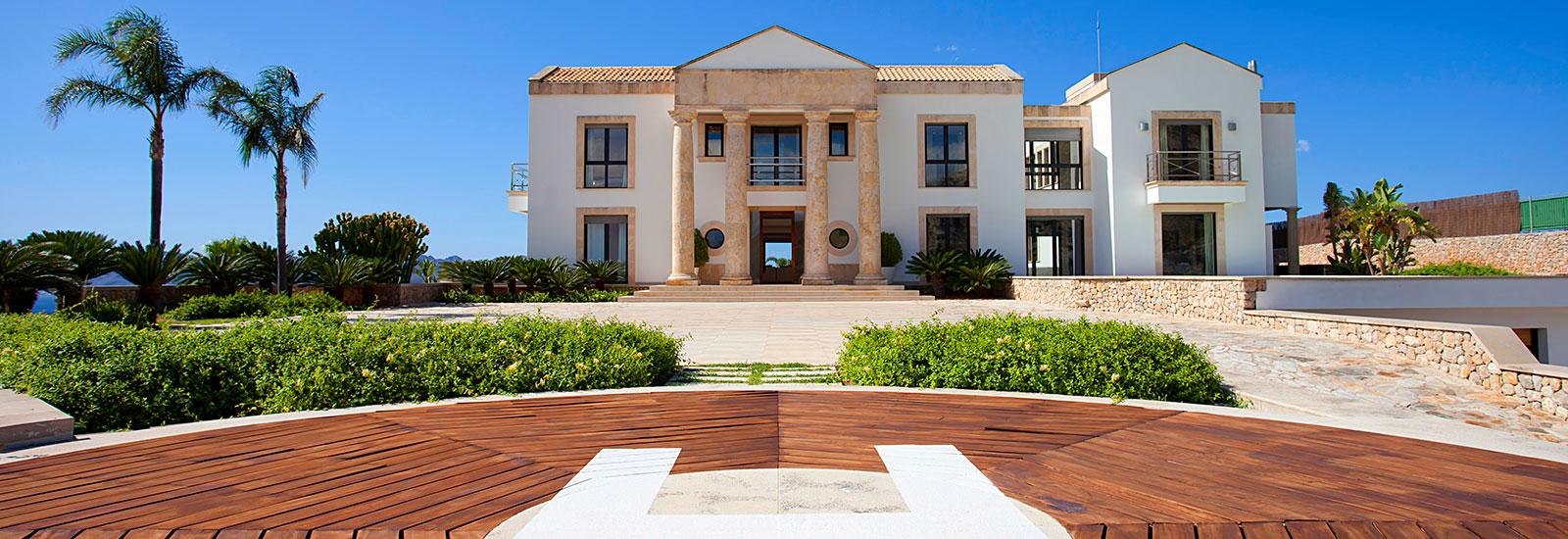 Luxus Finca Mallorca mieten: Villa, Ferienhaus, Ferienwohnung