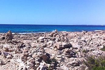 Steinmännchen auf Mallorca