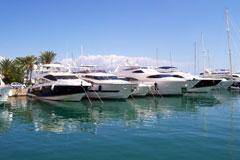 Yachthafen-Mallorca